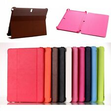 Hot Book Cover For Samsung Galaxy Note 10.1 P600 P605 Slim Case Hard Shell Stand
