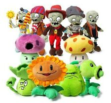 Plants vs Zombies 2 PVZ Figures Plush Toys Baby Stuffed Doll 25cm 30cm
