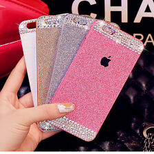 Bling Glitter Crystal Rhinestone Hard Back Case Cover for iPhone 4S 5S 6 Plus