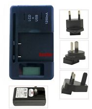 Battery Charger For Samsung Galaxy Ace Plus S7500 Galaxy Mini 2 S6500 S6500D