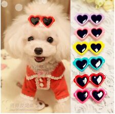On Sales! 30X Pet Dog Hair Clips Cute 4CM Doggie Boutique sunglasses Accessories