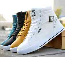 Korean male high-top shoe rivets high shoes men fashion shoes hip-hop shoes C014