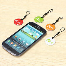 NEW NFC Tag Waterproof Keychain Android Smart Label For Samsung Xperia LG HTC