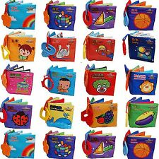 Nice Intelligence development Cloth Cognize Book Educational Toy for Kid Baby