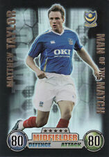 Match Attax 07/08 Middlesbrough Newcastle & Portsmouth Cards Pick From List