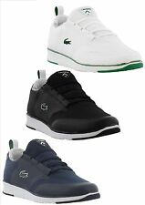 New Lacoste Light LT12 SPM Mens Trainers Shoes Size UK 7-12