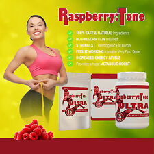 RASPBERRY KETONE T5 EXTREME FAT BURNER WEIGHT LOSS DIET PILL *LOSE STONE FAST*