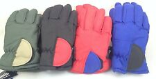 Toddlers Child Kids Boys Waterproof Winter Snow Ski Gloves 2 - 4 Years #87133