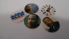 Pre Cut One Inch Bottle Cap Images! DR. MARTIN LUTHER KING, JR. FREE SHIPPING