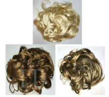 """Scrunchie KATIE 7"""" Long Curly Hair Ponytail Holder Hairpiece - Choose Color"""