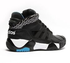 adidas Originals Streetball Hi Top Basketball Shoes Retro Trainers rrp£120