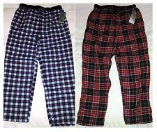 Perry Ellis Mens Pajama Pants, 100% Cotton