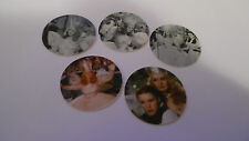 Pre Cut One Inch Bottle Cap Images! Glinda the Good Witch Wizard of Oz!