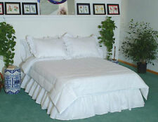 Daybed/ Bunkbed Bedskirt - Lace or Eyelet Fabric