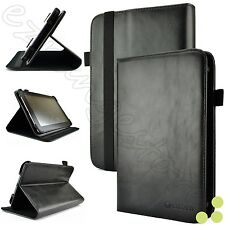"caseen Universal Adjustable Folio Stand Tablet eReader Case Cover 7"" - 8"" Inch"