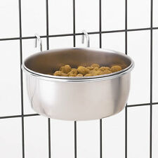 Choose Size - ProSelect - Stainless Steel Bowl - Dog Travel Hanging Cup
