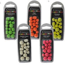 Cotswold Bait Creations Fluropops Mixed 10mm 14mm Dumbells Match Coarse Fishing