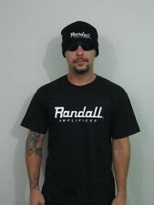 Randall Amplifiers T-Shirt Or Beanie Straight From Randall -S,M,L,XL,XXL