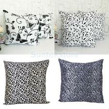 2 Bed Sofa Square Pillowcase Throw Pillow Case Car Back Cushion Cover Home Decor