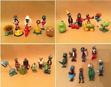 Plants vs Zombies Figure Sets - Choose Between 4 Different Sets - BRAND NEW