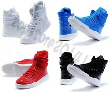 2015 New Fashion Men's Casual High Top Sport Sneakers Athletic Running Shoes