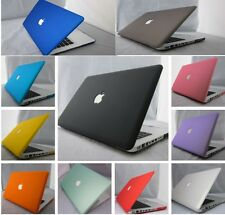 """11 Colors Rubberized Hard Case Cover For Macbook PRO 13""""&15'' Laptop Shell"""