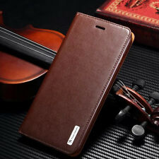 Genuine Magnetic Flip Wallet Leather Stand Case Cover For iPhone 6 6S 7 7Plus