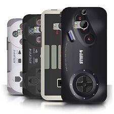 STUFF4 Phone Case/Cover for HTC One/1 M8 /Games Console