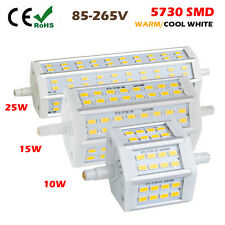 Bright R7S 5W 10W 25W SMD 5730 LED Security Flood Light Replacement Lamp Bulb