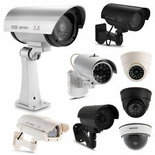 Dummy Camera Surveillance Waterproof Fake Camera Security System