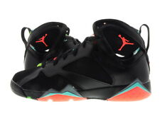 "Youth (GS) Air Jordan 7 Retro ""Marvin the Martian"" Black/Blue 705412-007"