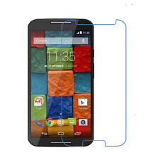 Lot Clear LCD Front Screen Protector Film for Motorola Moto X 2nd Gen 2014 X+1