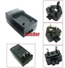 Battery Charger For Panasonic Lumix DMC-FS11 DMC-FS10 DMC-FS9 DMC-FS8 DMC-FS7