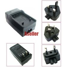 Battery Charger For Panasonic Lumix DMC-FX700 DMC-FX580 DMC-TS4 DMC-TS3 DMC-TS2