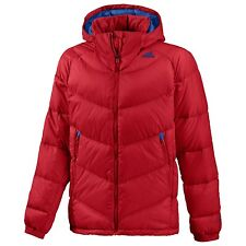 adidas Mens D-G650 3S TECH Goose Down Training Jacket Red - G72205 - rrp£160