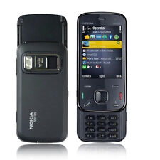 """Nokia N86 2.6"""" Symbian OS WiFi Smartphone Unlocked Black Cell Mobile Phone DSUS"""