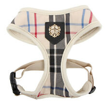 ANY SIZE - PUPPIA - SOFT DOG PUPPY HARNESS - JUNIOR - BEIGE