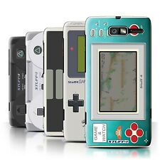 STUFF4 Back Case/Cover/Skin for Motorola RAZR i/XT890/Games Console