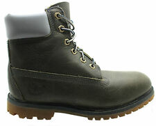 Timberland AF 6 Inch Premium Womens Boots Leather Lace Up (8263R) D104