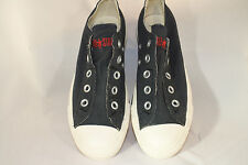 WOMEN'S Slip Converse Chuck Taylor John Varvatos All Star Midnight Navy Slip on