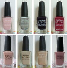 ONE NEW SALLY HANSEN SALON NAIL LACQUER POLISH - YOU PICK!
