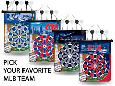 MLB Teams - Officially Licensed Magnetic Dart Board
