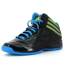 adidas Mens Next Level SPD 2 Mid Basketball Trainers - Black / Blue rrp£70