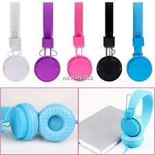 Wired Earphone Stereo Bluetooth Headphone Headset for iPhone iPod MP3 MP4 PC NU