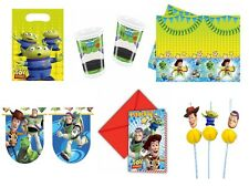 Disney Toy Story Birthday Party Supplies - Tableware & Decorations - Select Item