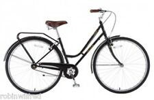"LADIES VINTAGE TRADITIONAL DUTCH BIKE, one speed ,17"" 19"" x 700c wheel,NEW RETRO"