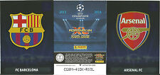 CHAMPIONS LEAGUE 13/14 ADRENALYN XL CLUB BADGES PICK THE CARDS YOU NEED
