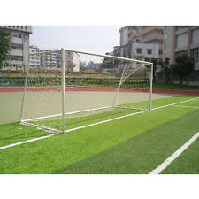 Football Soccer Goal Post Nets For Sports Training Practice Outdoor Match New
