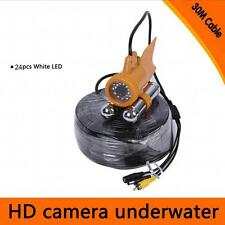 20M/30M Underwater Fishing Color Video SONY CCD Camera Nightvision Fish Finder