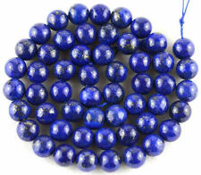 Hot Sale Lapis Lazuli Natural Gemstone Round Spacer Beads 4mm 6mm 8mm 10mm 12mm